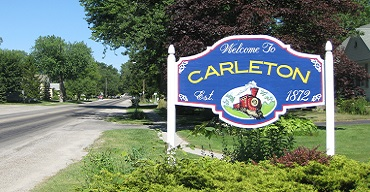 carleton michigan