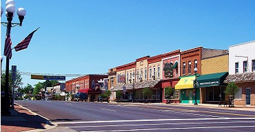 chesaning michigan