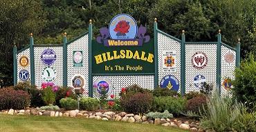 hillsdale michigan