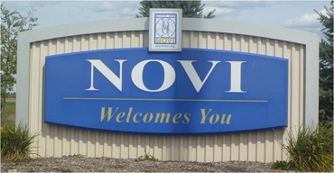 novi michigan